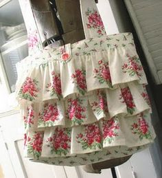 Bloomers bag pattern.