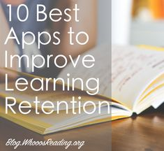 10 Best Apps to Improve Learning retention Games To Improve Memory, Memory Games, Free Lesson Plans, Improve Concentration, Brain Fog, Teacher Hacks, Best Apps, Educational Technology, Study Tips