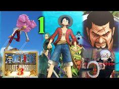 One Piece Pirate Warriors 3 - Prólogo - Amanecer de una aventura - http://www.nopasc.org/one-piece-pirate-warriors-3-prologo-amanecer-de-una-aventura/