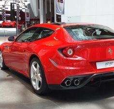 Ferrari FF Ferrari, Bmw, Vehicles, Car, Vehicle, Tools