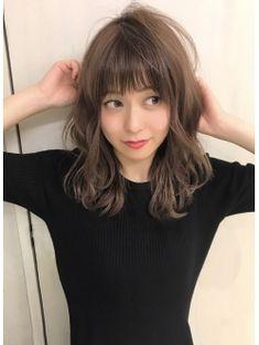 透明感◎曲線ハニーヘア!フィッシュボーン エフォートレス 新宿