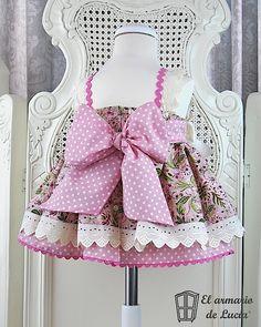 Vestido de vuelo Ananda - El armario de Lucía