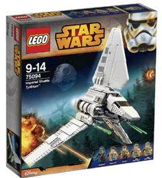 Lego 75094 Star Wars – Imperial Shuttle Tydirium - happy-e-shopping