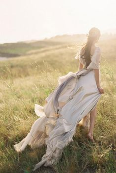 Свадебное платье на ветру - The-wedding.ru