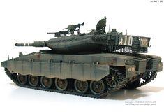 MMZ - Merkava Mk.3D Erken
