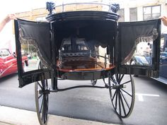 1870's hearse
