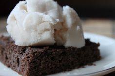 Paleo Coconut Flour Brownies (with secret ingredient--zucchini!) | The Unrefined Kitchen | Paleo & Primal Recipes