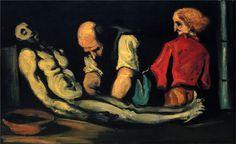 Paul Cezanne (early)