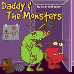free audiobooks for kids Read Aloud, Kids And Parenting, Monsters, Audiobooks, Daddy, Author, Cover, Free, Writers