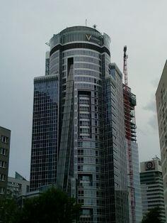 Spektrum Tower | Warsaw, Poland