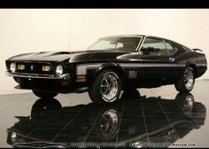 Gonna do a photo shoot with one of these real.soon ;) 71 mach 1 mustang