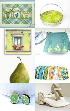 Sweet July Gift Ideas by Silvana Sagan on Etsy--Pinned with TreasuryPin.com