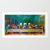 Art Prints by Don Kuing   Society6