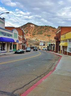 Arizona, Bisbee