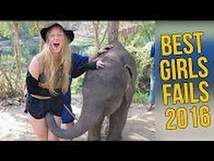 Best Girls Fails Compilation 2016 Part 2
