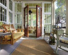 Screened Porch Sun Room