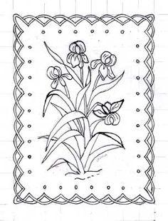 Rezultat iskanja slik za pergamano free patterns cards by Lady manita Card Patterns, Hand Embroidery Patterns, Ribbon Embroidery, Cross Stitch Embroidery, Parchment Design, Parchment Cards, Sewing Art, Printable Designs, Printables