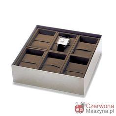 Pudełko na zegarki Philippi - CzerwonaMaszyna.pl