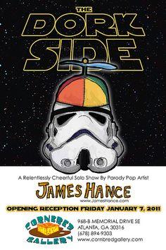 The Dork Side by James Hance