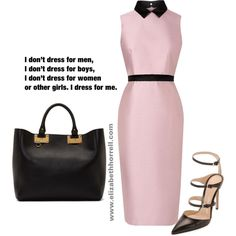 Liz by elizabethhorrell on Polyvore featuring L.K.Bennett, Gianvito Rossi and Sophie Hulme