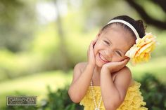 little girl photography, 4 year old girl photography session, girl headbands, Garmendia photography