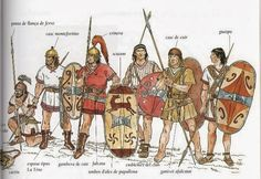 Carthage, Ancient Rome, Ancient Art, Iron Age, Punic Wars, Classical Antiquity, Roman Soldiers, Mystery Of History, Arm Armor