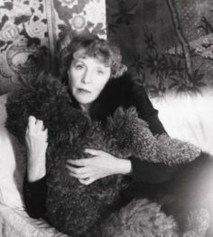 Fashion's Most Wanted: Mad on poodles Lady Diana Cooper (Photo by Cecil Beaton)