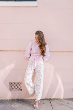 Why I Love These Floral Pants