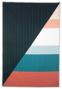 Modern quilts from Hopewell Workshop