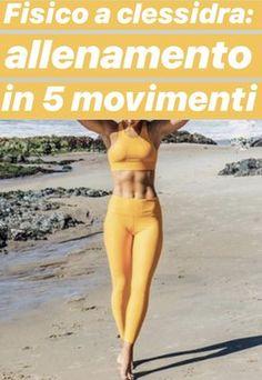 5 esercizi per allenarti a casa Fitness Workouts, Yoga Fitness, At Home Workouts, Wellness Fitness, Physical Fitness, Health Fitness, Fit Women Bodies, Eco Slim, Anti Cellulite