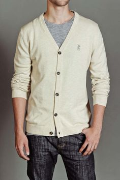 WESC Borik Cardigan Sweater