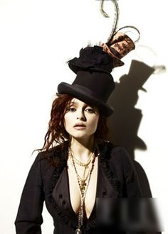 One of the craziest yet most talented actresses - Helena Bonham Carter
