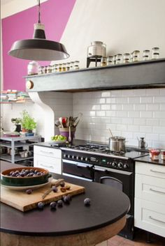 """This impressive semi professional kitchen is from our feature """"Dutch Daring"""""""