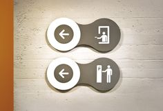 BSN Garage / signage system by Vladan Srdic, via Behance