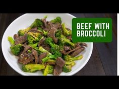 This is a video on How to Cook Beef with Broccoli. This recipe is my quick and easy version which requires the beef tenderloin to be marinated in a tasty mix. Beef With Broccoli Recipe, Broccoli Recipes, Meat Recipes, Chicken Recipes, Fried Broccoli, Chicken Broccoli, Cooking Wine, Asian Cooking, Recipes With Oyster Sauce