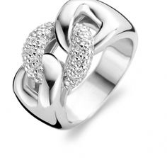 Ti Sento zilveren Ring 1587ZI
