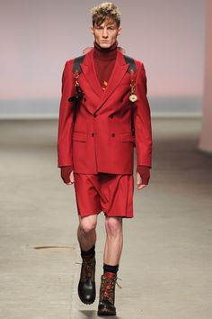 London Fashion Week/Topman Inverno 2013