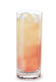 Juicy Screw  1 Part Pucker Strawberry Schnapps  1 Part Vodka  3 Parts Orange Juice  Splash Tonic