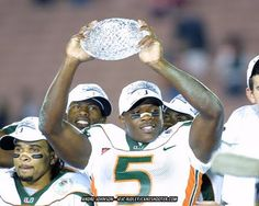 Miami Hurricanes  Andre Johnson #legendary #TheU