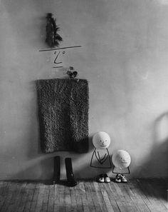 jonasgrossmann:  saul steinberg… 1950 @secretcinema1