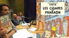 La Comédie Française adapte «Les Cigares du Pharaon» de Hergé.