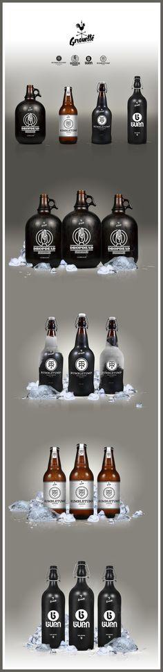 Girouette Beers on Behance