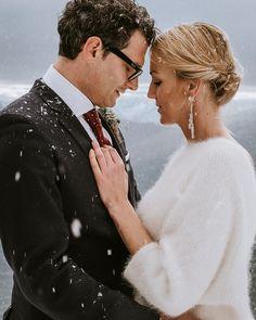Elopement & Weddings (@blitzkneisser_foto) • Instagram-Fotos und -Videos Foto Instagram, Elope Wedding, Weddings, Couple Photos, Videos, Winter, Couple Shots, Winter Time, Mariage