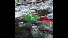 Larangan terbaharu di bandar pedalaman Khumbu Pasang Lhamu dan beberapa kawasan pergunungan lain akan berkuat kuasa Januari depan.   #sampah #plastik #Everest #India #kuatkuasa #peraturan #sinarharian Motion Video, Fiji Water Bottle