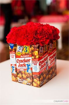 Custom Made Carnival Centerpieces