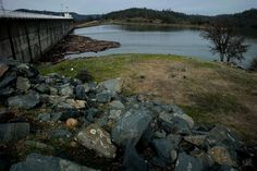 Dramatic new images show scale of damage to Oroville Dam spillway -  February 28, 2017:      The Oroville Dam on Monday, Feb. 13, 2017 in Oroville, Calif. Nearly 200,000 people downriver from Lake Oroville were ordered to  evacuate Sunday night, after an emergency spillway next to the reservoir�s dam appeared in danger of collapse.
