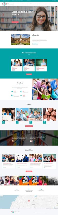 Education Responsive Website Template - http://www.templatemonster.com/website-templates/education-responsive-website-template-61185.html