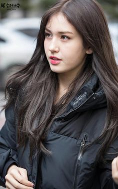 Jeon Somi, Cute Korean, Korean Celebrities, Korean Beauty, Asian Beauty, Hollywood Actresses, Kpop Girls, Beauty Women, Hair Beauty