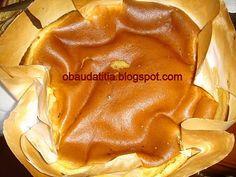 O Baú da Titia: Pão de Ló de Ovar 2 ( Super fácil)