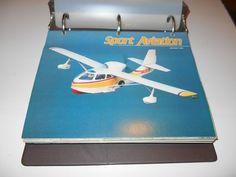 Sport Aviation Magazine Lot 12 Issues 1989 January thru December